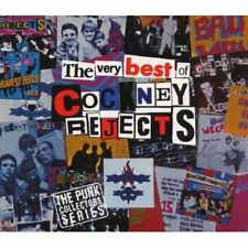 THE VERY BEST OF COCKNEY REJECTS COCKNEY REJECTS CD