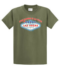 Las Vegas T-Shirt What Happens In Vegas Stays In Vegas