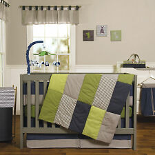 Trend Lab Perfectly Preppy Nursery Crib Bedding CHOOSE FROM 3 5 12 Piece Sets
