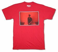 Drake Red Photo Image Red T Shirt New Official Adult