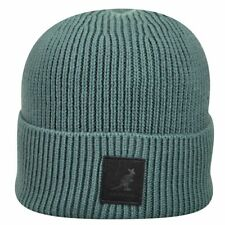 Kangol Men's Patch Beanie Cap Pull-On Hat (One Size Fits Most)