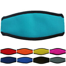 Comfortable Padded Neoprene Strap Cover Scuba Dive Snorkeling Mask Protect Hair