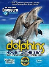 Dolphins: Home to the Sea DVD