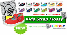 NEW Flossy Original Baby, Toddler, Kids & Children Strap Style Shoes Flossy's