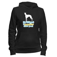 MY Whippet IS SMARTER THAN YOU ! Women Hoodie