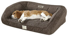 Orvis Non - Heathered Orvis Bolster Dog Bed Cover / Small