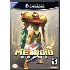 Metroid Prime Nintendo GameCube  COMPLETE with Manual and Case