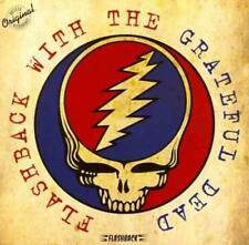 GRATEFUL DEAD - FLASHBACK WITH THE GRATEFUL DEAD USED - VERY GOOD CD