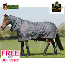 Mark Todd Heavyweight Combo Turnout Rug with Neck Cover **FREE UK SHIPPING**