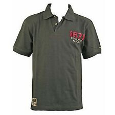 RFU england rugby vintage patch polo