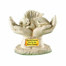 Angel Pets Solar Memorial Garden Statue, by Collections Etc