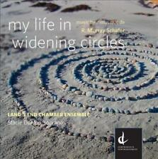 MY LIFE IN WIDENING CIRCLES: MUSIC BY R. MURRAY SCHAFER USED - VERY GOOD CD