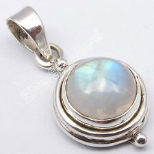 925 Solid Silver SIMPLE Pendant ! Handcrafted Made In India Fashion Jewelry