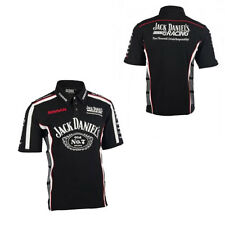 NISSAN MOTORSPORT JACK DANIELS RACING MENS TEAM POLO SIZE S & M ONLY