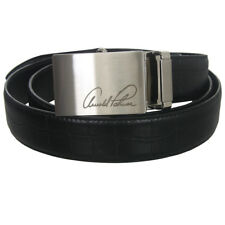 Arnold Palmer Golf Men's Crocodile Pattern Cut-To-Fit Belt,  BRAND NEW