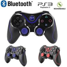 Wireless Bluetooth Game Controller Gamepad Joystick Shock For PS3 PLAYSTATION 3