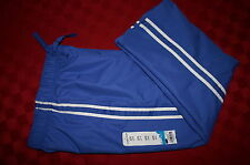 BOYS JUMPING BEANS WIND ATHLETIC PANTS MESH LINER BLUE WHITE POCKET 5-6 or 4 NWT