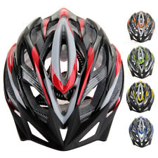 Bike Bicycle Riding Cycling Safety Helmet Visor Adjustable Outdoor New