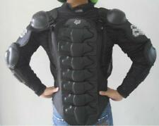 Motorcycle Full Body Armor Jacket Spine Chest Protective Gear Motocross Racing W