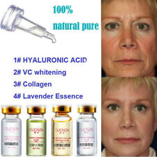 100% Anti Wrinkle Serum Natural Pure HYALURONIC ACID Firming Collagen Strong U