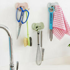 Elephant Key Holder Wall Shelf Rack Hook Home Organizer Bathroom Kitchen Decor L