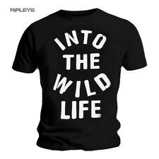 Official T Shirt HALESTORM Album Into The Wild Life Black All Sizes