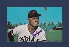 Clay Bryant signed Cleveland Indians Axel Studio team issued baseball postcard