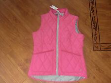BNWT LADIES JOULES BECKLEY QUILTED CANDY GILET SIZE 12.RRP £34.95 LAST 1 LEFT!!!
