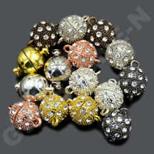 Strong Magnetic Clasp Insert Safety Clasp Connector For Bracelet Necklace Making