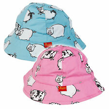 Briers Baby 100% Cotton Beach Bush Sun Hat Protection Kids Childrens Summer Head