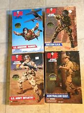 "GI Joe 1996 Limited Edition Classic Collection 12"" Figure Pick One from 4 MIB"