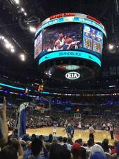 2 TICKETS CLEVELAND CAVALIERS CAVS @ LA CLIPPERS 3/9 *Sec 106 Row G AISLE*