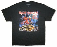 Iron Maiden Run To The Hills Ed Black T Shirt New Official Merch Number Of Beast
