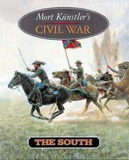 Mort Kunstler's Civil War The South (2000, Hardcover) Illustrated CONFEDERACY