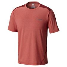 Columbia Titan Ice T-shirts tech short sleeve