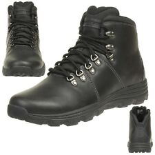 Skechers Format Edgin Boots Outdoor Shoes Waterproof RELAXED FIT BLK