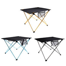 Lightweight Compact Folding Camping Picnic BBQ Caravan Multi-Purpose Table Desk