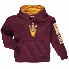 Arizona State Sun Devils Stadium Athletic Infant Big Logo Pullover  Sweatshirts