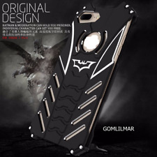 Shockproof Batman Aluminum Bumper Metal Back Case Cover For iPhone 6s 7+ note 8