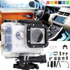 X1 2.0'' LCD Waterproof 1080P HD Cam WiFi Sports Action DV Camera 170°Wide Angle