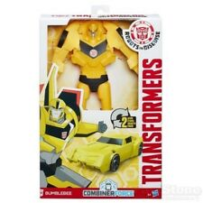Transformers Titan Changer Optimus Prime Bumblebee for Boys 3+