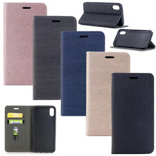Luxury PU Leather Flip Wallet Magnetic Card Holder Stand Case Cover For iPhone