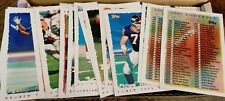 1995 TOPPS FOOTBALL SINGLE CARDS- COMPLETE YOUR SET- LOT 1 CARDS (# 1-249)