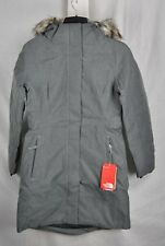 NEW THE NORTH FACE ARCTIC PARKA GREY HEATHER WOMENS JACKET 550 FILL DOWN XS-XL