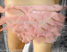 New Ruffle Burlesque Ballerina Chiffon Lolita Knickers / Briefs 2 Colours