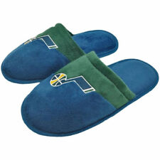 Utah Jazz Forever Collectibles 17Hpb Youth Slide  Slippers - Navy