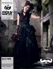 COSPLAY BY McCALL'S SEWING PATTERN TOP OVERSKIRT SKIRT BELLE NOIR 8-24 M2050
