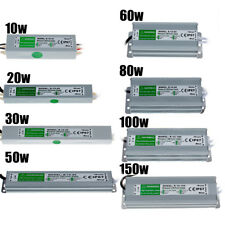 DC 12V Transformer Waterproof IP67 AC 110V-260V Power Supply Driver LED Strip