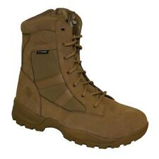 """Smith & Wesson 810403 Breach 2.0 8"""" Waterproof Side Zip Tactical Boot, Coyote"""