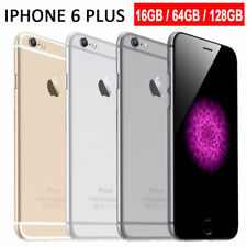 Apple iPhone 6 Plus 16GB/64 GSM UNLOCKED (AT&T T-Mobile +More) 4G LTE Smartphone